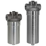 EDFR Напорный фильтр из нержавеющей стали