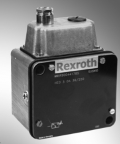 Type HED 3 Bourdon tube pressure switch with infinitely variable  switching pressure differential